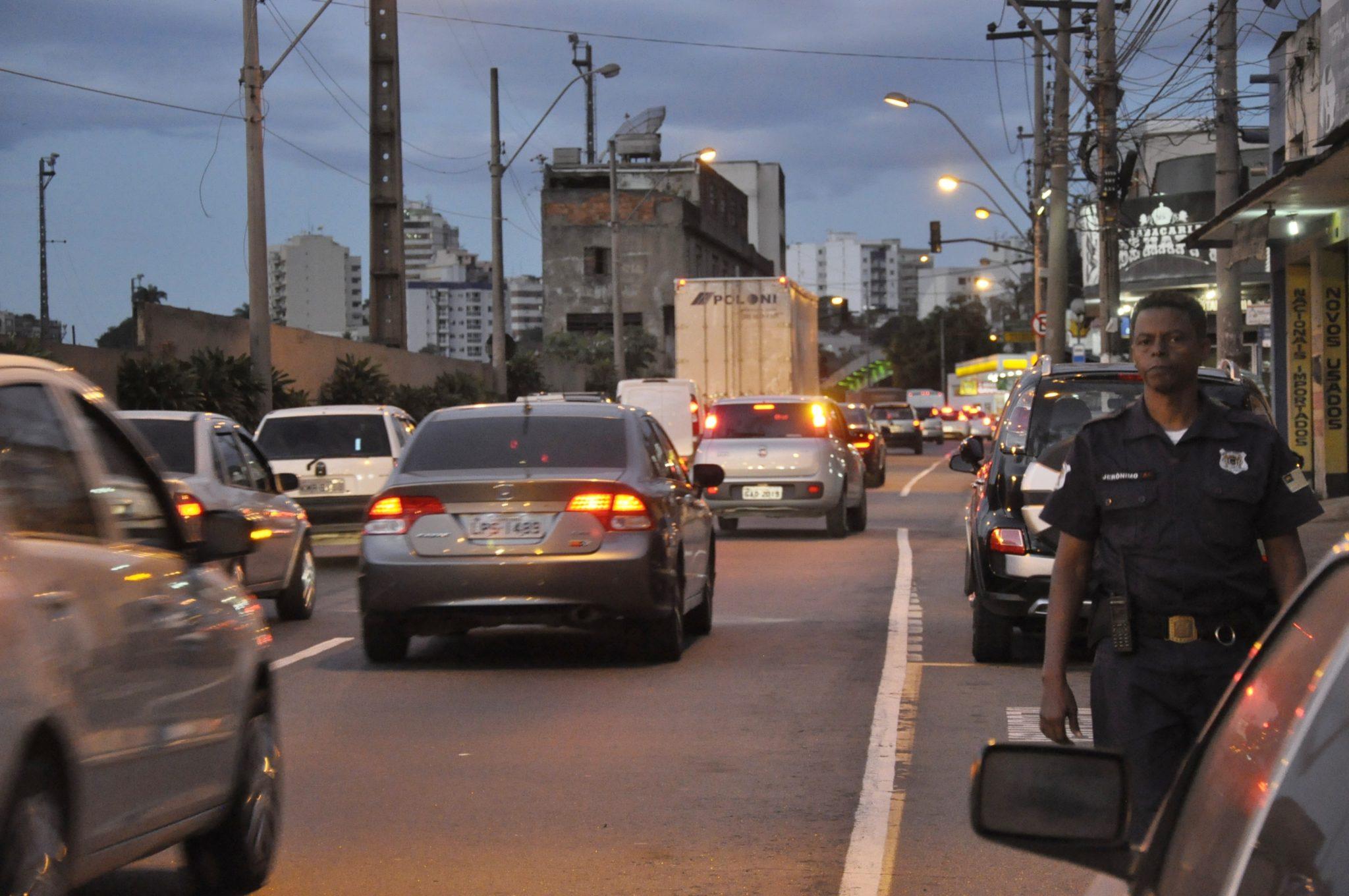 A cada 20 segundos, um motorista é multado no Sul Fluminense