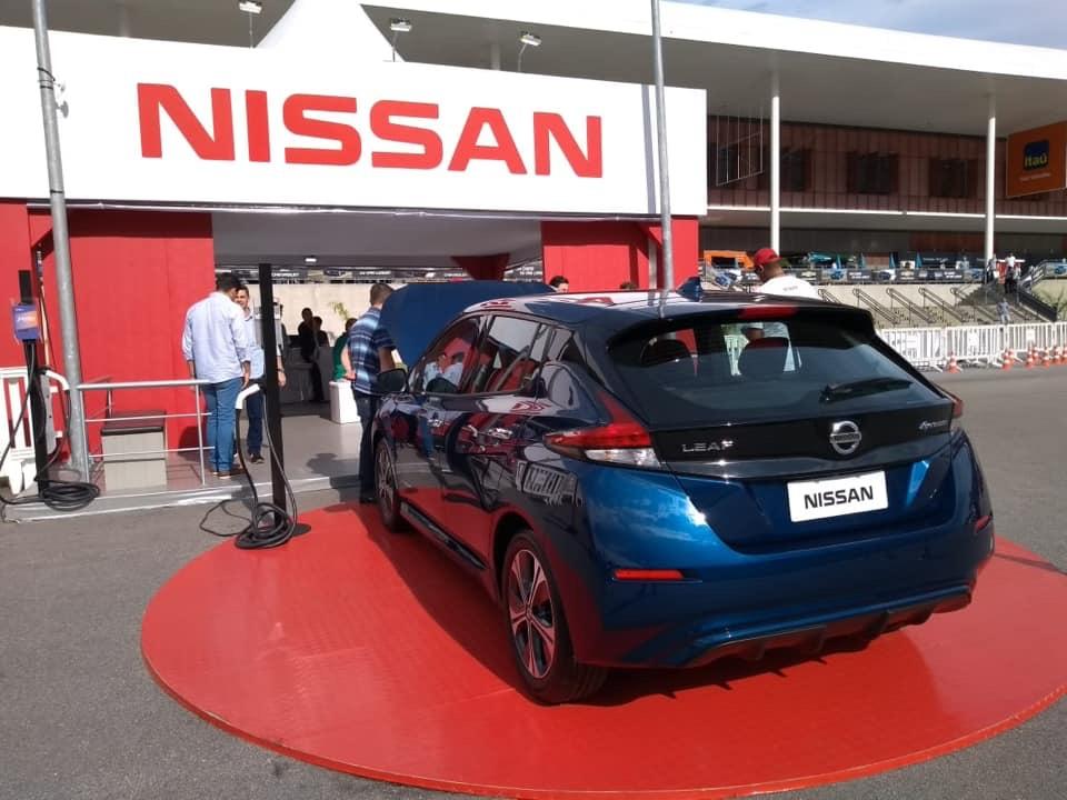 Nissan pode instalar 3º turno e gerar 600 vagas na fábrica de Resende
