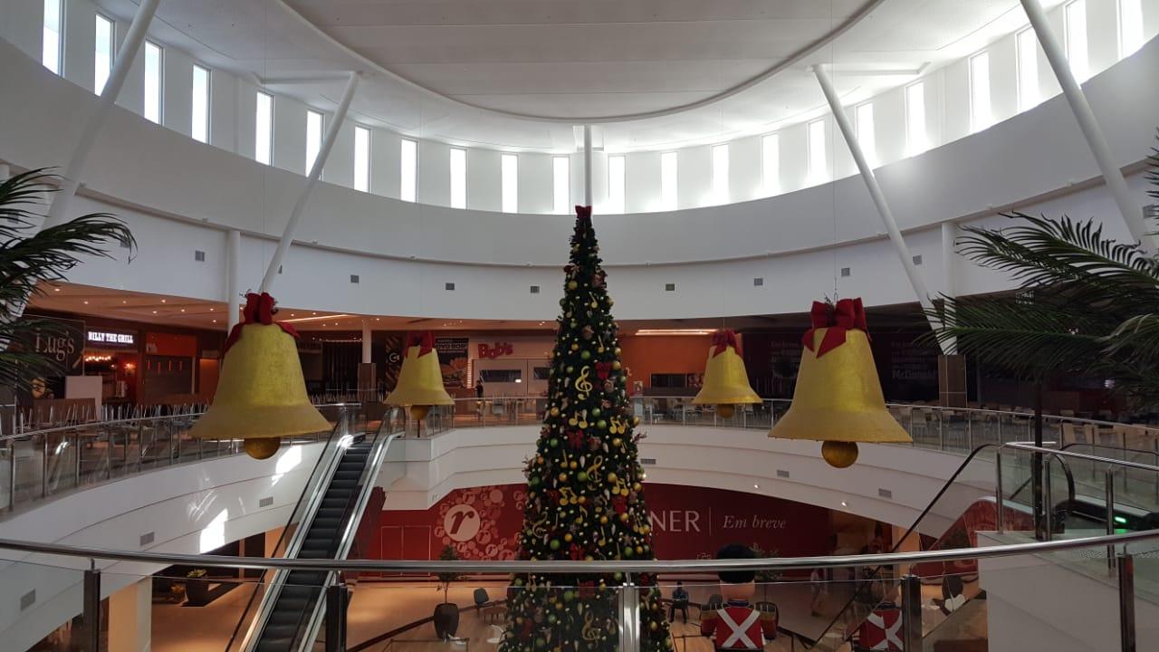 Abertura do Natal no Park Sul será nesta sexta em Volta Redonda