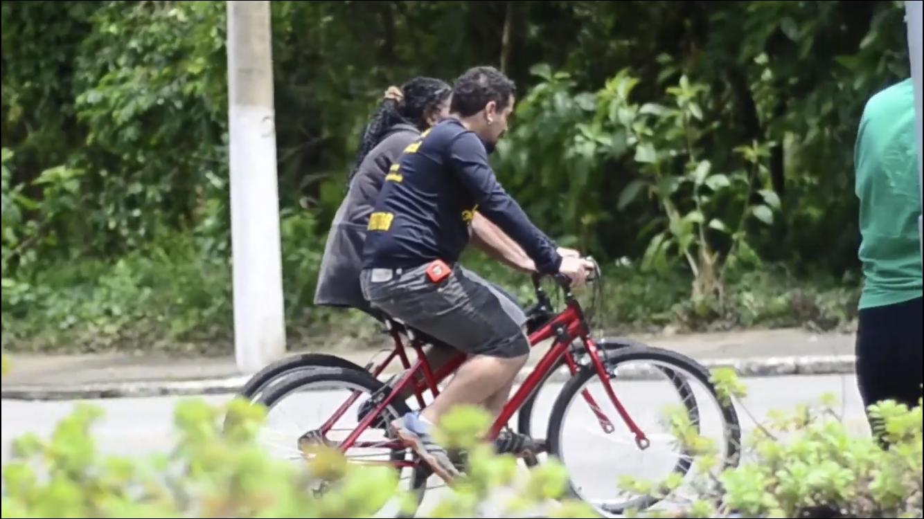 Cegos poderão andar de bicicleta em Volta Redonda