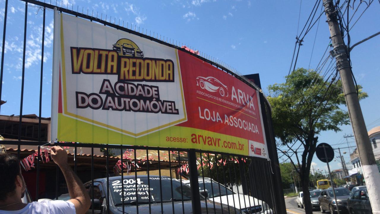 """Feirão """"Volta Redonda, a Cidade do Automóvel"""" acontece nesta semana"""