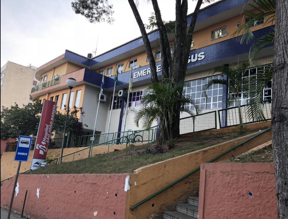 ea5824b8b Jovem é baleado na Voldac em Volta Redonda - Tribuna Sul Fluminense