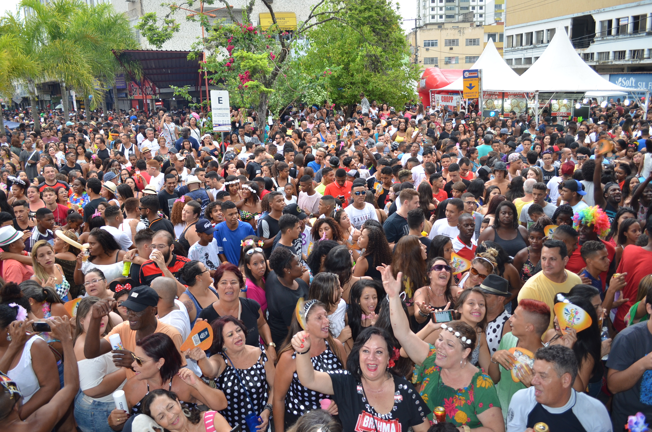 Três blocos animarão o pré-Carnaval neste final de semana em VR