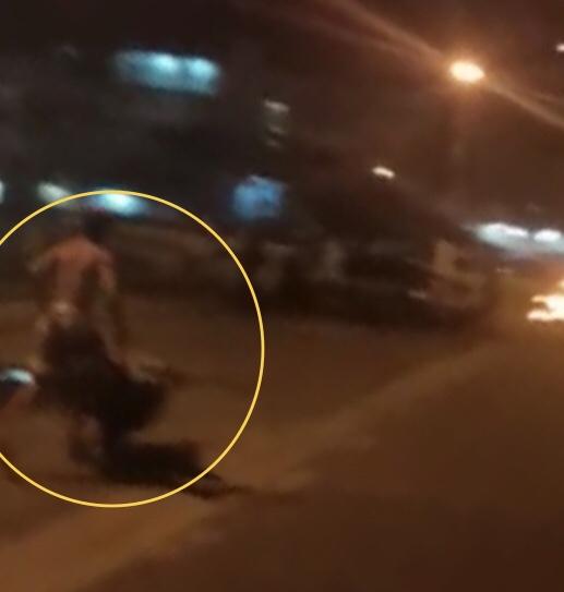 Angra: Corpo é deixado em frente à UPA e moradores fecham BR-101