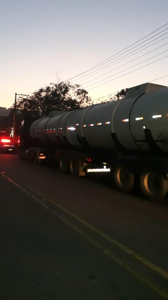 Delegacia do Rio investigará o roubo de combustível em B.Mansa
