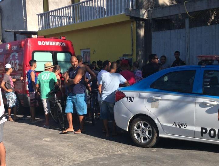 Jovem é executado a tiros no Parque Mambucaba