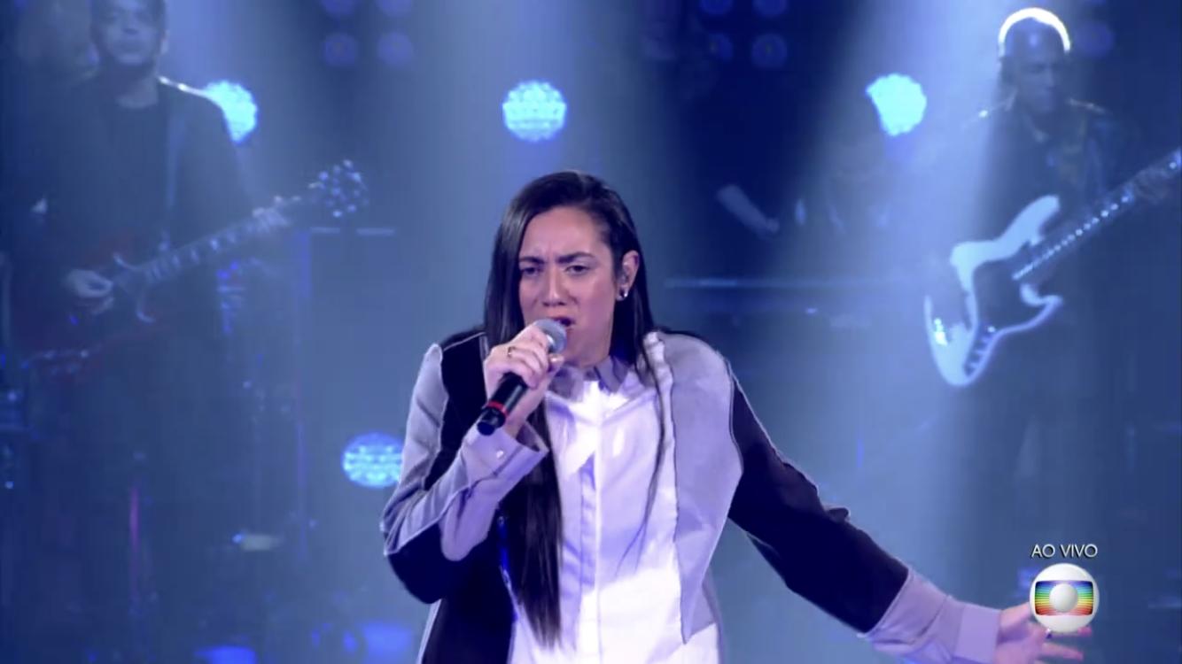Pâmella Lopes deixa o The Voice e é elogiada pelos jurados