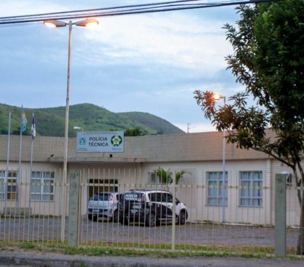 Vídeo: loja é arrombada e furtada, em Volta Redonda