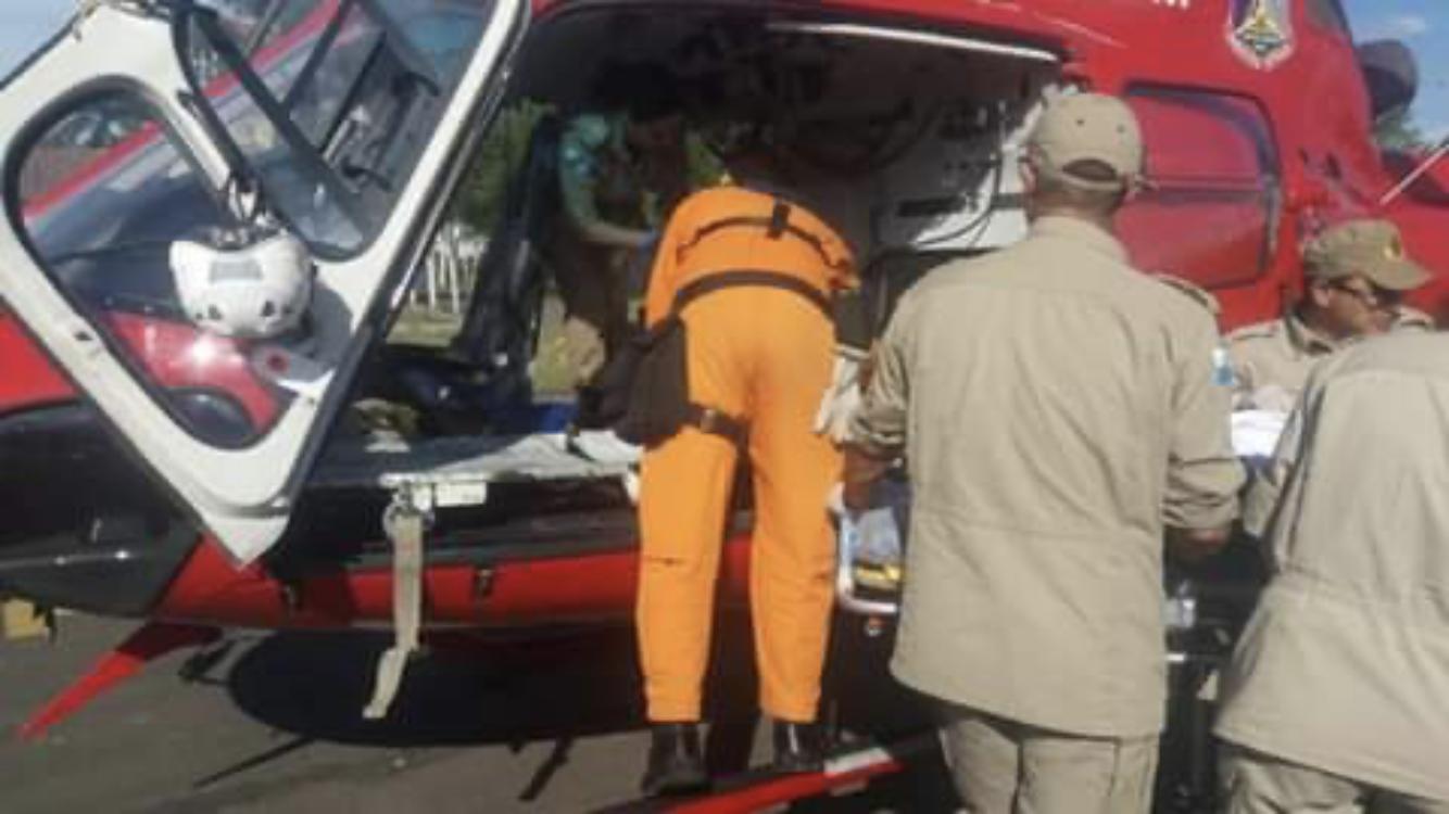 Estado de saúde de criança queimada em Resende é gravíssimo, diz hospital
