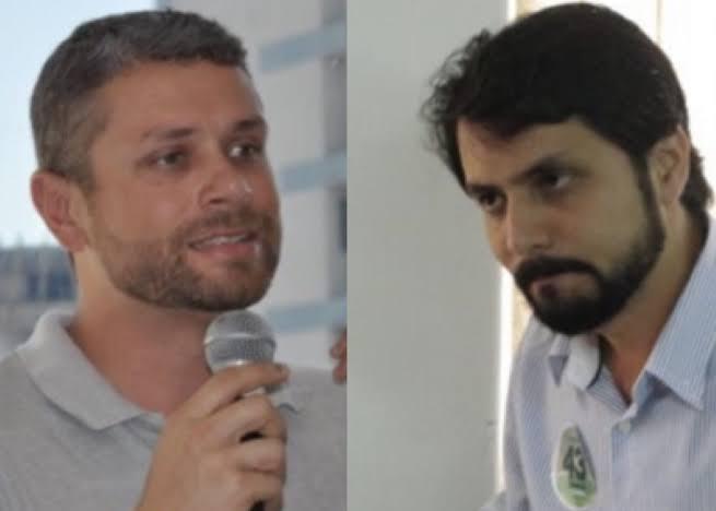 Declaração  de guerra: Drable e Samuca trocam farpas sobre a saúde