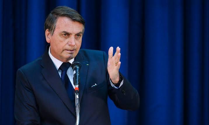 Bolsonaro participa de evento na Aman, em Resende, neste sábado