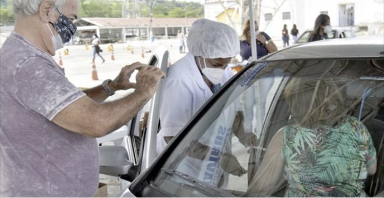 Barra Mansa já aplicou mais de 50 mil doses de vacina