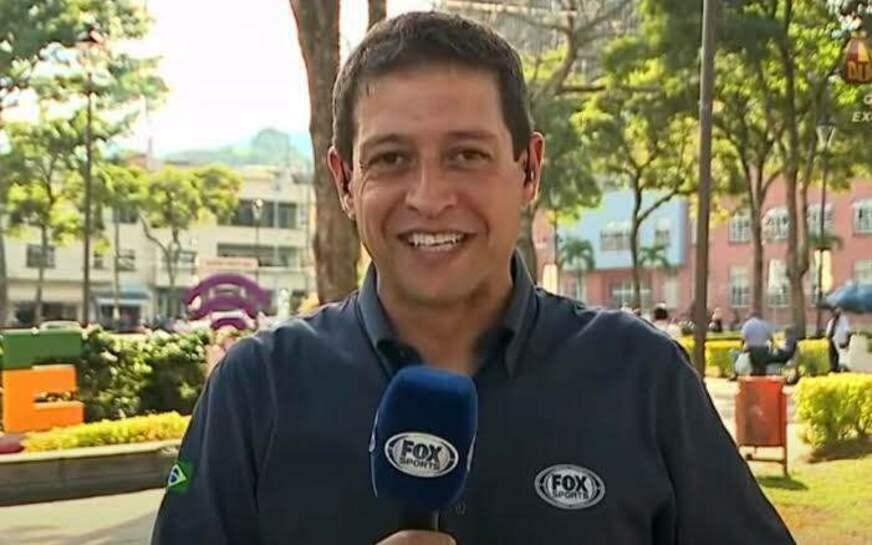 Morre o jornalista esportivo Fernando Caetano, ex-Fox Sports e ESPN