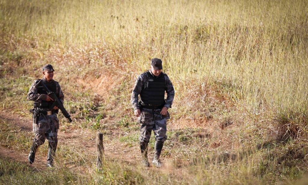 Lázaro: caçada ao serial Killer entra no 12º dia e com 270 policiais