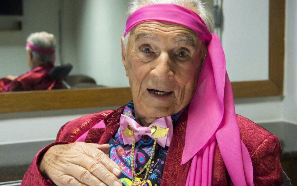 """Aos 101 anos, morre o ator Orlando Drummond, o eterno """"Seu Peru"""""""